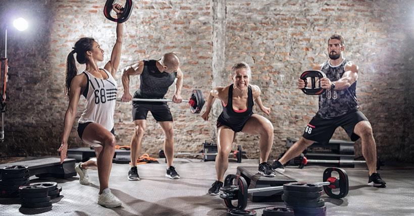 fettförbränning träning gym